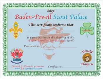 Baden Powell's Last Message