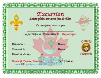 D - Excursion République