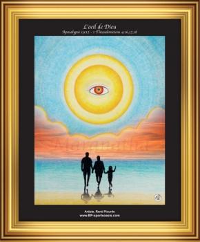 God's Eye (Gold)