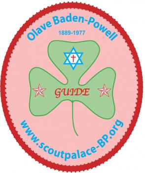 Olave Baden-Powell (broderie)