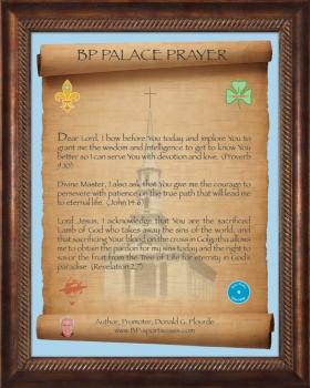 Palace Prayer