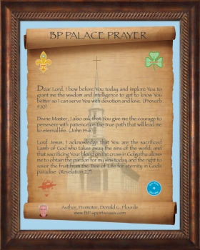 Palace Prayer