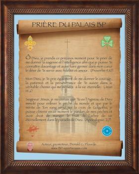 Prière du Palais