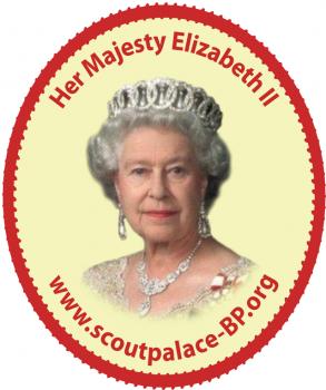 Queen Scoutpalace-bp.org (sticker)