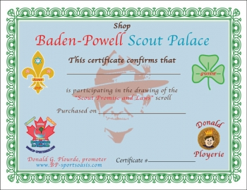 Scout Promise and Laws